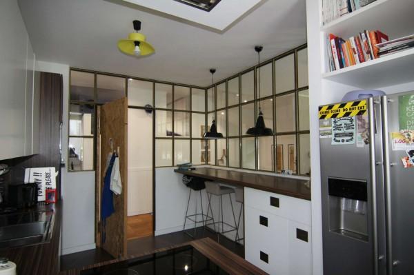 Appartamento in vendita a Milano, Bande Nere, Con giardino, 120 mq - Foto 17