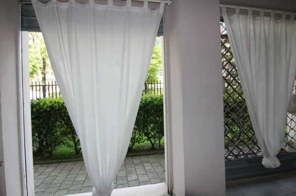 Appartamento in vendita a Milano, Bande Nere, Con giardino, 120 mq - Foto 5