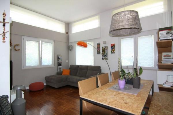Appartamento in vendita a Milano, Bande Nere, Con giardino, 120 mq