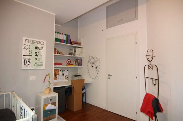 Appartamento in vendita a Milano, Bande Nere, Con giardino, 120 mq - Foto 8