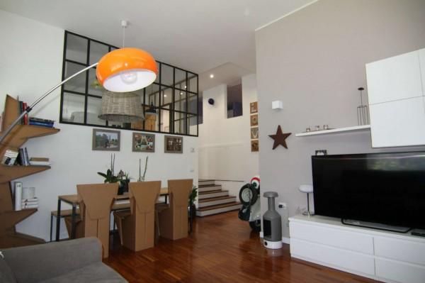 Appartamento in vendita a Milano, Bande Nere, Con giardino, 120 mq - Foto 19