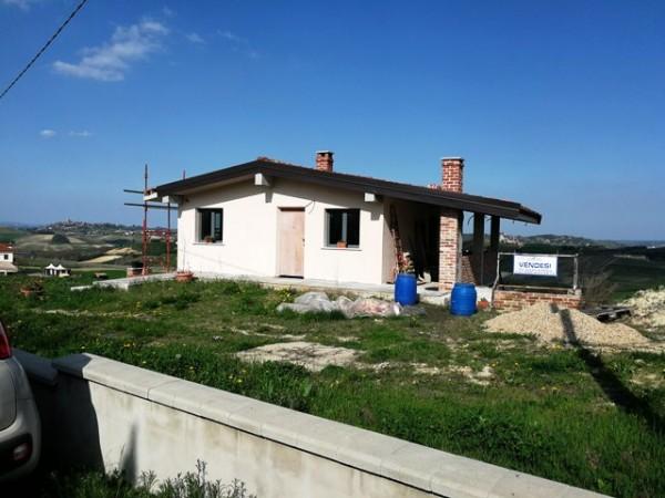 Villa in vendita a Isola d'Asti, Repergo, Con giardino, 100 mq