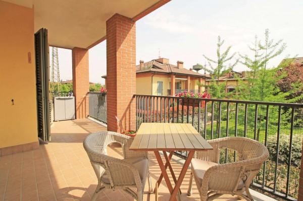 Appartamento in vendita a Vaprio d'Adda, 104 mq
