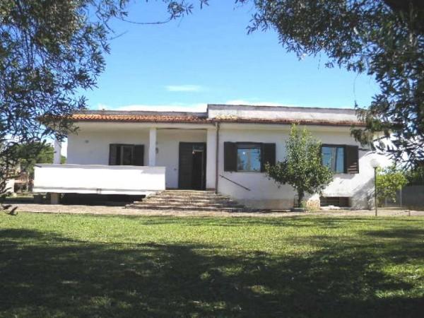 Villa in vendita a Aprilia, Campo Del Fico, Con giardino, 190 mq