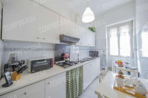 Appartamento in vendita a Milano, Affori Centro, Con giardino, 50 mq - Foto 16