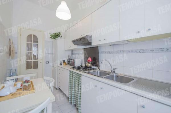 Appartamento in vendita a Milano, Affori Centro, Con giardino, 50 mq - Foto 8