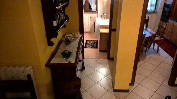 Villetta a schiera in affitto a Corbetta, Pobbia, Con giardino, 240 mq - Foto 26