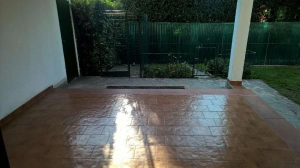 Villetta a schiera in affitto a Settimo Milanese, Residenziale, Con giardino, 300 mq - Foto 17
