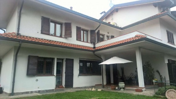 Villetta a schiera in affitto a Settimo Milanese, Residenziale, Con giardino, 300 mq - Foto 26