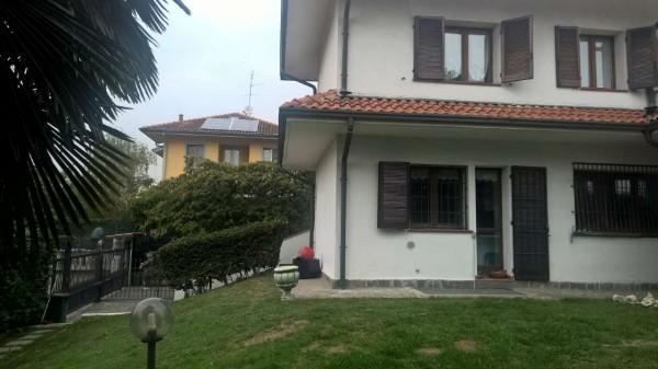 Villetta a schiera in affitto a Settimo Milanese, Residenziale, Con giardino, 300 mq - Foto 25