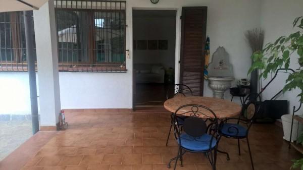Villetta a schiera in affitto a Settimo Milanese, Residenziale, Con giardino, 300 mq - Foto 3