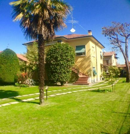 Villa in vendita a Cavaria con Premezzo, Arredato, con giardino, 210 mq