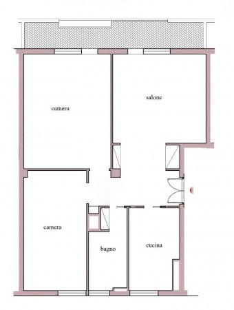Appartamento in affitto a Roma, Arredato, 90 mq - Foto 13