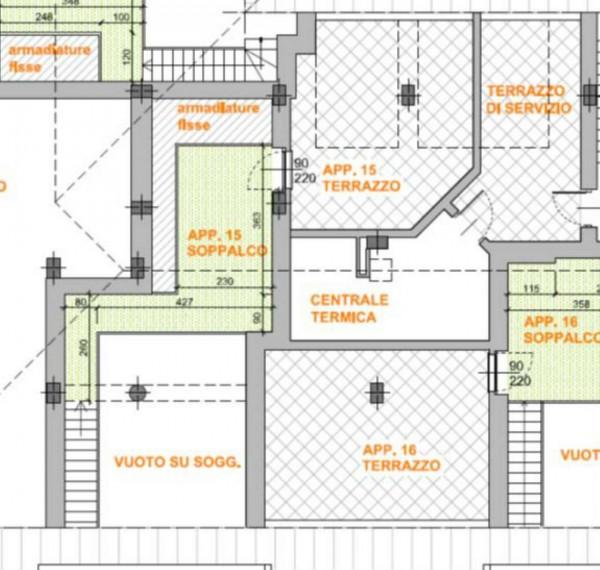 Appartamento in affitto a Grugliasco, 85 mq - Foto 15