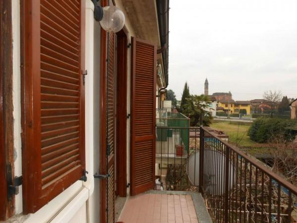 Appartamento in vendita a Trescore Cremasco, Residenziale, 91 mq