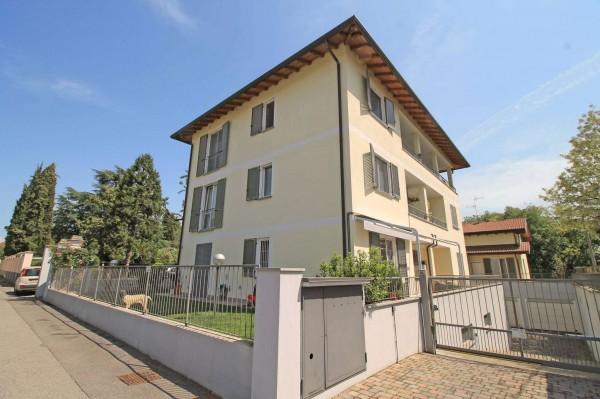 Appartamento in vendita a Cassano d'Adda, Guarnazzola, 85 mq