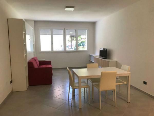 Appartamento in affitto a Bologna, Arredato, con giardino, 35 mq