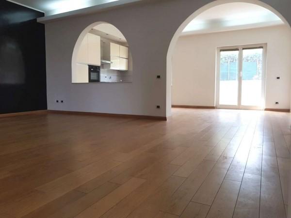 Villa in vendita a Roma, Belvedere Montello, Con giardino, 295 mq