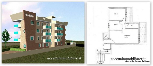 Appartamento in vendita a Taranto, Residenziale, 73 mq