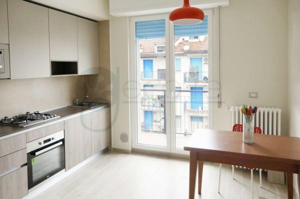 Appartamento in affitto a Milano, Bande Nere, Arredato, 50 mq