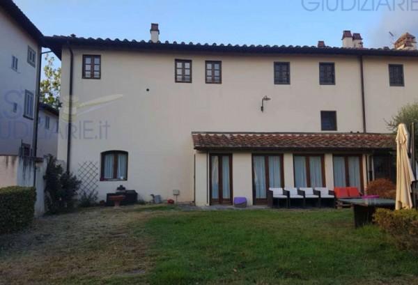 Appartamento in vendita a Montelupo Fiorentino, Fibbiana, Con giardino, 207 mq