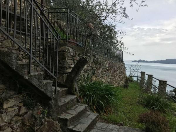Villa in affitto a Zoagli, Mare, Arredato, con giardino, 140 mq - Foto 23
