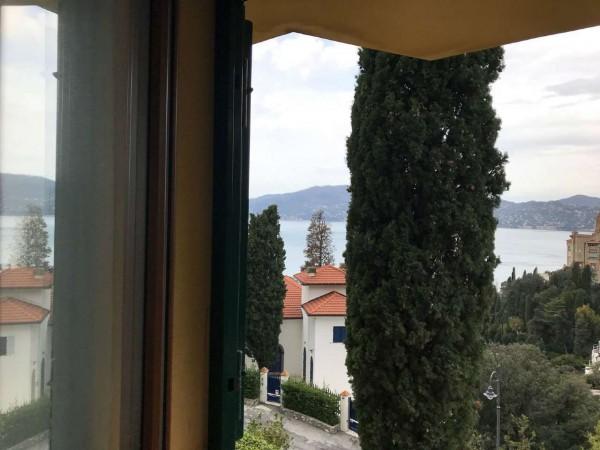 Villa in affitto a Zoagli, Mare, Arredato, con giardino, 140 mq - Foto 20