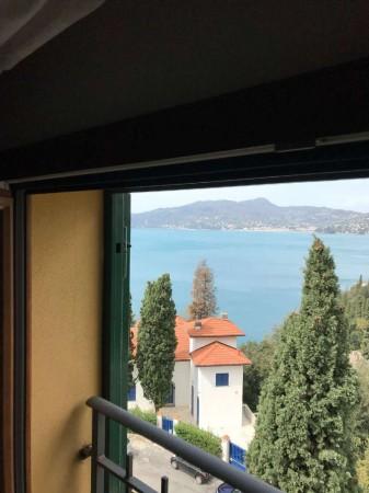 Villa in affitto a Zoagli, Mare, Arredato, con giardino, 140 mq - Foto 21