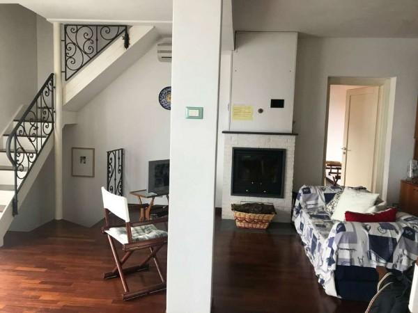 Villa in affitto a Zoagli, Mare, Arredato, con giardino, 140 mq - Foto 17