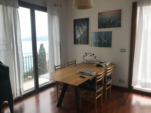 Villa in affitto a Zoagli, Mare, Arredato, con giardino, 140 mq - Foto 16