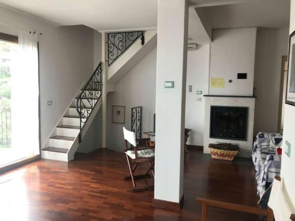 Villa in affitto a Zoagli, Mare, Arredato, con giardino, 140 mq - Foto 18