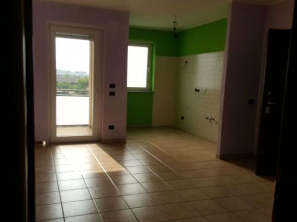 Appartamento in affitto a Grugliasco, Borgata Quaglia, 70 mq