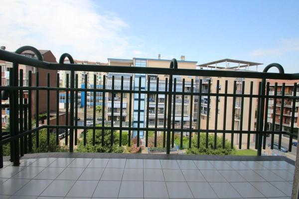 Appartamento in vendita a Torino, Rebaudengo, Con giardino, 102 mq - Foto 4