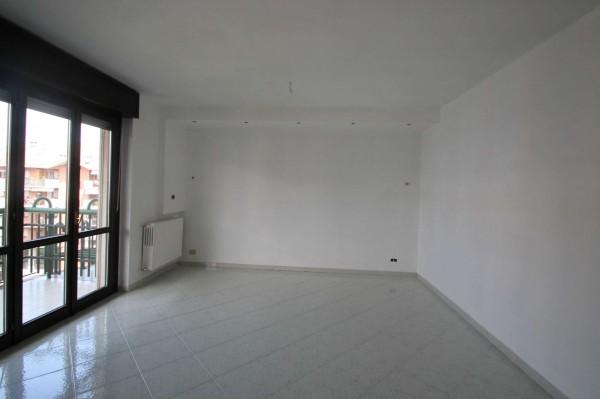 Appartamento in vendita a Torino, Rebaudengo, Con giardino, 102 mq - Foto 14