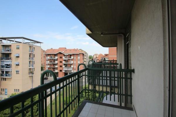 Appartamento in vendita a Torino, Rebaudengo, Con giardino, 102 mq - Foto 3