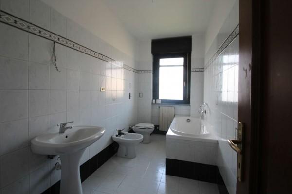Appartamento in vendita a Torino, Rebaudengo, Con giardino, 102 mq - Foto 11