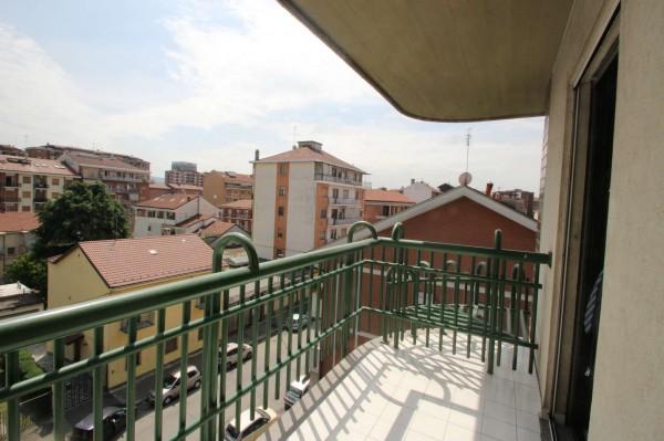 Appartamento in vendita a Torino, Rebaudengo, Con giardino, 102 mq - Foto 6