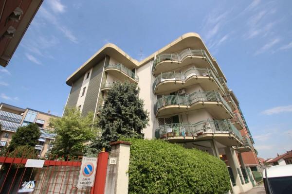 Appartamento in vendita a Torino, Rebaudengo, Con giardino, 102 mq