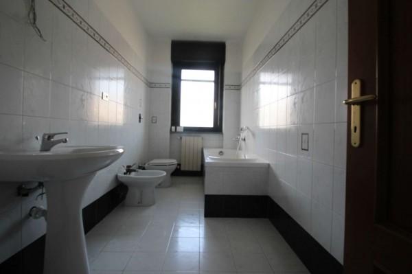 Appartamento in vendita a Torino, Rebaudengo, Con giardino, 102 mq - Foto 12