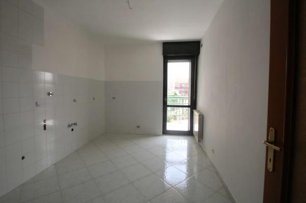 Appartamento in vendita a Torino, Rebaudengo, Con giardino, 102 mq - Foto 19