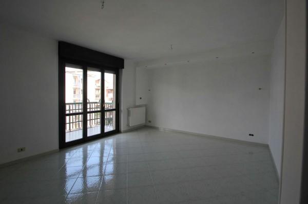 Appartamento in vendita a Torino, Rebaudengo, Con giardino, 102 mq - Foto 17