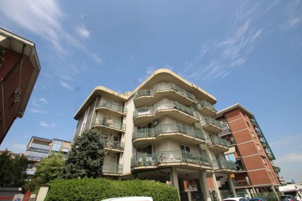 Appartamento in vendita a Torino, Rebaudengo, Con giardino, 102 mq - Foto 1