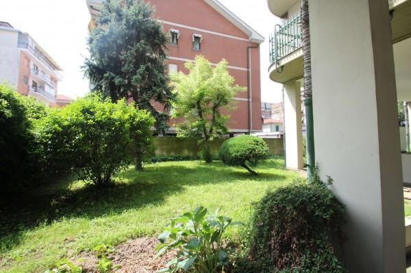 Appartamento in vendita a Torino, Rebaudengo, Con giardino, 102 mq - Foto 20