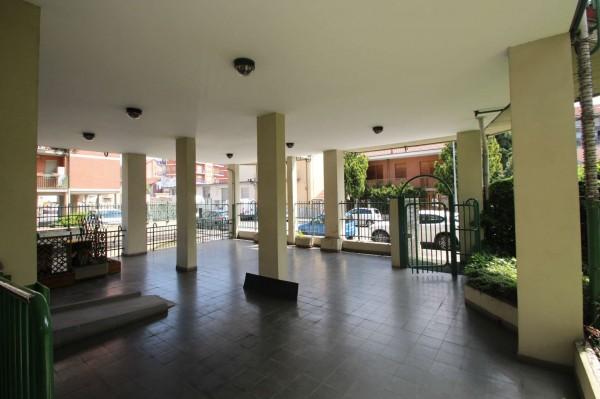Appartamento in vendita a Torino, Rebaudengo, Con giardino, 102 mq - Foto 21