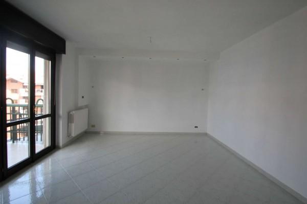 Appartamento in vendita a Torino, Rebaudengo, Con giardino, 102 mq - Foto 16