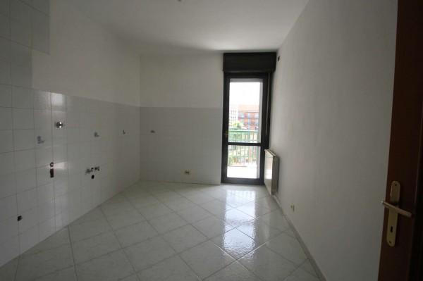 Appartamento in vendita a Torino, Rebaudengo, Con giardino, 102 mq - Foto 18