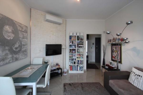 Appartamento in vendita a Torino, Rebaudengo, Arredato, 55 mq - Foto 18