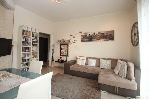 Appartamento in vendita a Torino, Rebaudengo, Arredato, 55 mq - Foto 19