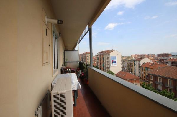 Appartamento in vendita a Torino, Rebaudengo, Arredato, 55 mq - Foto 3
