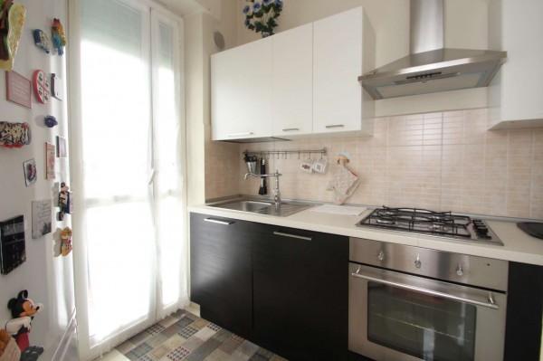 Appartamento in vendita a Torino, Rebaudengo, Arredato, 55 mq - Foto 16